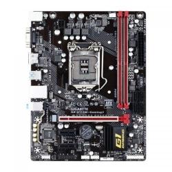 Placa de baza GIGABYTE H110M-GAMING 3, Intel H110, Socket 1151, mITX