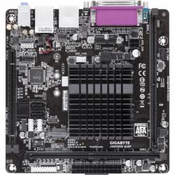 Placa de baza GIGABYTE J4005N D2P, Intel Celeron Dual Core J4005, mITX
