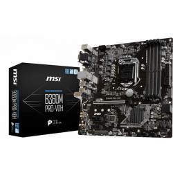 Placa de baza MSI B360M PRO-VDH, Intel B360, Socket 1151 v2, mATX