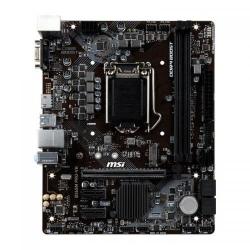 Placa de baza MSI B365M PRO-VH, Intel B365, Socket 1151 v2, 1151 v2
