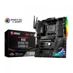 Placa de baza MSI B450 GAMING PRO CARBON AC, AMD B450, Socket AM4, ATX