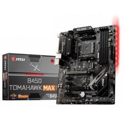 Placa de baza MSI B450 TOMAHAWK MAX2, AMD B450, socket AM4, ATX