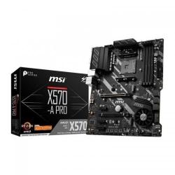 Placa de baza MSI X570-A PRO, AMD X570, Socket AM4, ATX