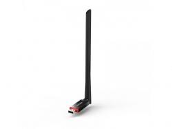 Adaptor Wireless Tenda U6, USB, Black