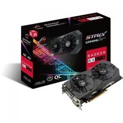 Placa video Asus AMD Radeon RX 570 STRIX GAMING O8G 8GB, DDR5, 256bit