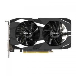 Placa video Asus nVidia GeForce GTX 1650 DUAL 4GB, GDDR5, 128bit