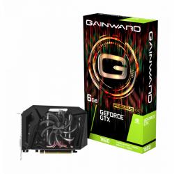 Placa video Gainward GeForce GTX 1660 6GB, GDDR5, 192bit