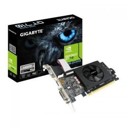Placa video Gigabyte nVidia GeForce GT 710 2GB, GDDR5, 64bit