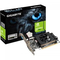 Placa video Gigabyte nVidia GeForce GT 710 Low Profile 2GB, GDDR3, 64bit