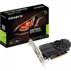 Placa video GIGABYTE nVidia GeForce GTX 1050 Ti Low Profile OC 4GB, GDDR5, 128bit