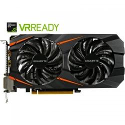 Placa video GIGABYTE nVidia GeForce GTX 1060 Windforce OC 6GB, DDR5, 192bit