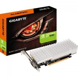 Placa video Gigayte nVidia GeForce GT 1030 Silent 2GB, DDR5, 64bit, Low Profile