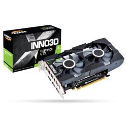 Placa video Inno3D nVidia GeForce GTX 1650 TWIN X2 OC 4GB, GDDR5, 128bit