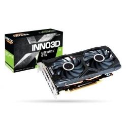 Placa video Inno3D nVidia GeForce GTX 1660 SUPER Twin X2, 6GB, GDDR6, 192bit