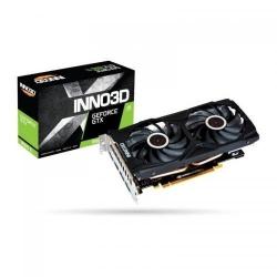 Placa video Inno3D nVidia GeForce GTX 1660 Ti Gaming OC X2, 6GB, GDDR6, 192bit