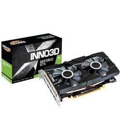 Placa video Inno3D nVidia GeForce GTX 1660 Ti Twin X2 6GB, GDDR6, 192bit