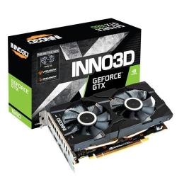 Placa video Inno3D nVidia GeForce GTX 1660 Twin X2 6GB, GDDR5, 192bit