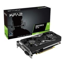 Placa video KFA2 nVidia GeForce GTX 1650 EX PLUS 4GB, DDDR6, 128bit
