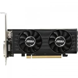 Placa video MSI AMD Radeon RX 550 4GT LP OC 2GB, DDR5, 128bit