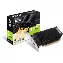 Placa video MSI nVidia GeForce GT 1030 2GH LP OC 2GB, DDR5, 64bit