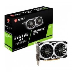 Placa video MSI nVidia GeForce GTX 1650 D6 VENTUS XS OCV1 4GB, GDDR6, 128bit