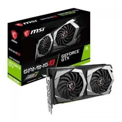 Placa video MSI nVidia GeForce GTX 1650 SUPER GAMING X, 4GB, GDDR6, 128bit