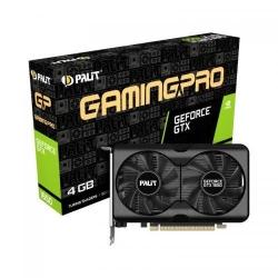 Placa video Palit nVidia GeForce GTX 1650 GP 4GB, GDDR6, 128bit