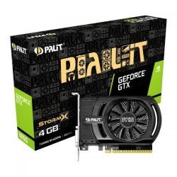 Placa video Palit nVidia GeForce GTX 1650 StormX 4GB, GDDR5, 128bit