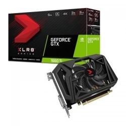 Placa video PNY nVidia GeForce GTX 1660 Ti XLR8 Gaming OC 6GB, GDDR6, 192bit