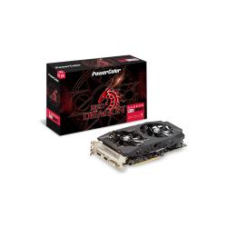 Placa video PowerColor AMD Radeon RX 580 Red Dragon V2 8GB, GDDR5, 256bit