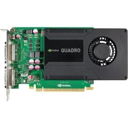 Placa video profesionala PNY nVidia Quadro K2000D 2GB, GDDR5, 128bit