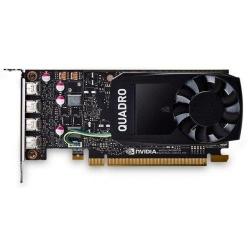 Placa video profesionala PNY nVidia Quadro P1000 DVI V2 4GB, GDDR5, 128bit, Low-profile