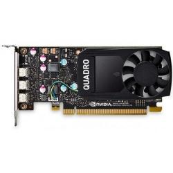 Placa video profesionala PNY nVidia Quadro P400 DVI V2 2GB DDR5, 64Bit, Low Profile