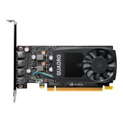 Placa video profesionala PNY nVidia Quadro P620 V2 2GB, DDR5, 128bit, Low Profile