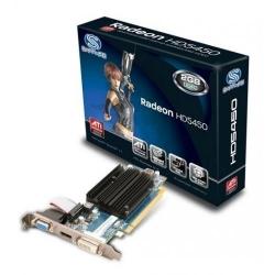 Placa video Sapphire AMD Radeon HD5450, 2GB, DDR3, 64bit