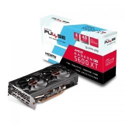 Placa video Sapphire AMD Radeon RX 5600 XT PULSE BE 6GB, GDDR6, 192bit