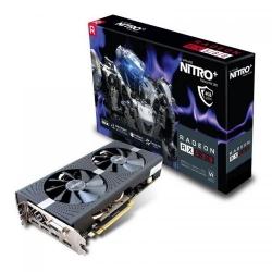 Placa video Sapphire AMD Radeon RX 580 NITRO+ 4GB, DDR5, 256bit