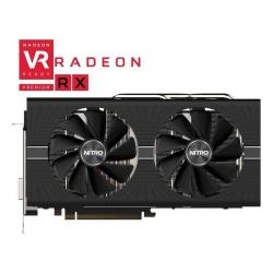 Placa video Sapphire AMD Radeon RX 580 NITRO+ 8GB, DDR5, 256bit
