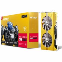 Placa video Sapphire AMD Radeon RX 590 Nitro+ 50th Anniversary Edition Gold 8GB, GDDR5, 256bit