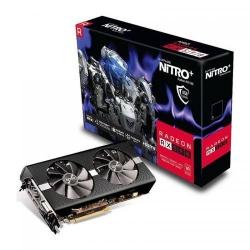 Placa video Sapphire AMD Radeon RX 590 Nitro+ 8GB, GDDR5, 256bit