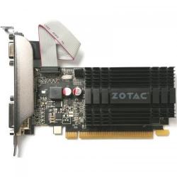 Placa video Zotac nVidia GeForce GT 710 1GB, GDDR3, 64bit, Low Profile Bracket, ZT-71301-20L