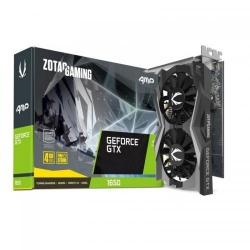 Placa video Zotac nVidia GeForce GTX 1650 AMP Edition, 4GB, GDDR5, 128bit