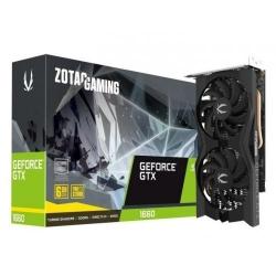 Placa video Zotac nVidia GeForce GTX 1660 Twin Fan, 6GB, GDDR5, 192bit