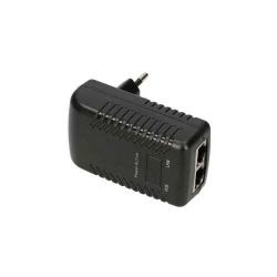 PoE Injector ExtraLink wall plug, 24V-12W, 2 porturi