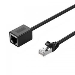 Prelungitor cablu de retea Orico PUG-MTC6, 2m, Black