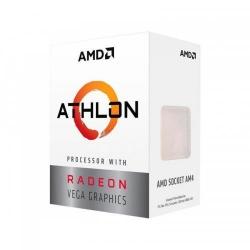 Procesor AMD Athlon 200GE, 3.2GHz, Socket AM4, Box