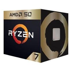 Procesor AMD Ryzen 2700X, 4.3GHz, 20MB, Socket AM4, 50th Anniversary Edition Wraith Prism cooler