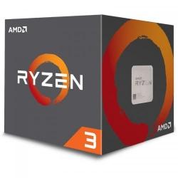 Procesor AMD Ryzen 3 1300X 3.5GHz, Socket AM4, Box