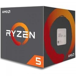 Procesor AMD Ryzen 5 1600 3.4GHz, Socket AM4, Box