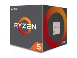 Procesor AMD Ryzen 5 2600 3.4GHz, Socket AM4, Box